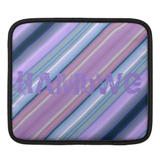 HAMbyWG - Rickshaw Sleeve - Pink Blue Purple
