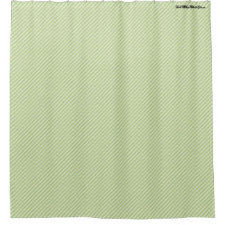 HAMbyWG - Shower Curtain - Chartreuse