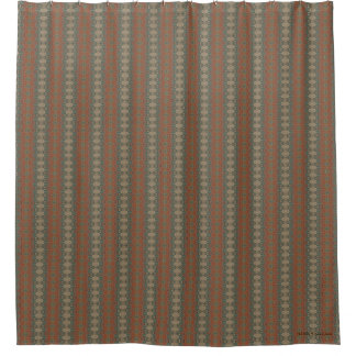 HAMbyWG - Shower Curtain - Indian Collection