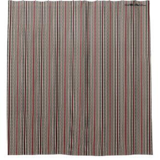 HAMbyWG - Shower Curtain - Tribal R/B/Wh