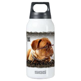 HAMbyWG - SIGG - Bulldog w/ Glasses Insulated Water Bottle