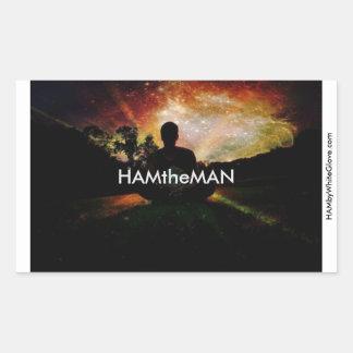HAMbyWG - Stickers - HAMtheMAN