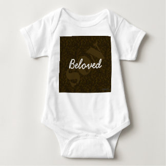 HAMbyWG - T-Shirt - Beloved Son Brown Camouflage