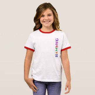 HAMbyWG - T-Shirts - Multi-Color Side Logo