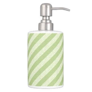 HAMbyWG - TB Holder n Soap Dispenser - Chartreuse