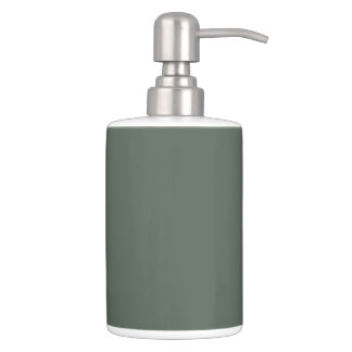 HAMbyWG - TB Holder n Soap Dispenser HAMbWG Spruce