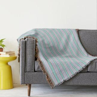 HAMbyWG - Throw Blanket - Pastel Stripes