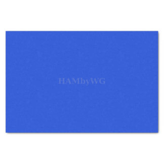HAMbyWG - Tissue Paper -Bright Royal Blue