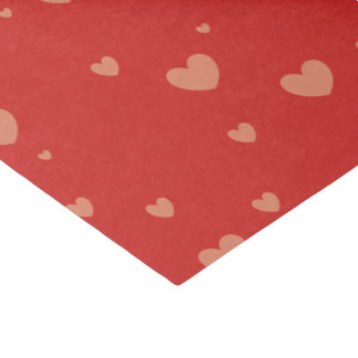HAMbyWG - Tissue Paper -Hearts on any color tissue