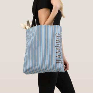 HAMbyWG - Tote Bag - Classic Casual