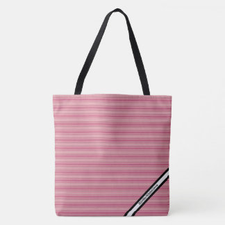 HAMbyWG - Tote Bag - Light Magenta Horizontal