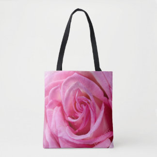 HAMbyWG - Tote Bag - Pink Rose