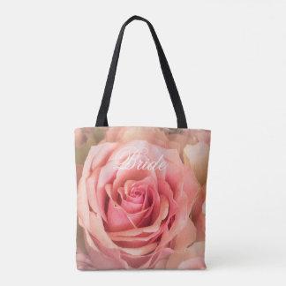HAMbyWG - Tote Bag - Soft Peach Rose