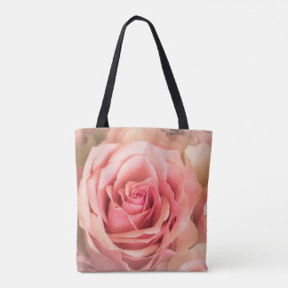 HAMbyWG - Tote Bag - Soft Peach Rose
