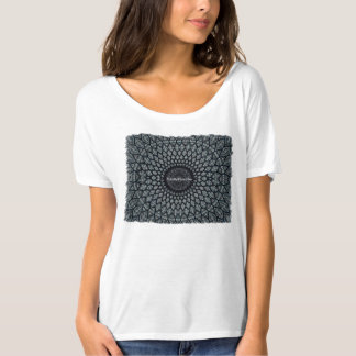 HAMbyWG - Women's T-Shirt - India Ink Aqua