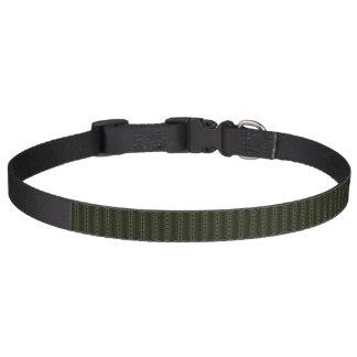 HAMbyWhiteGlove - Collar - Gypsy Green