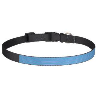 HAMbyWhiteGlove - Dog Collar - Fine Aqua