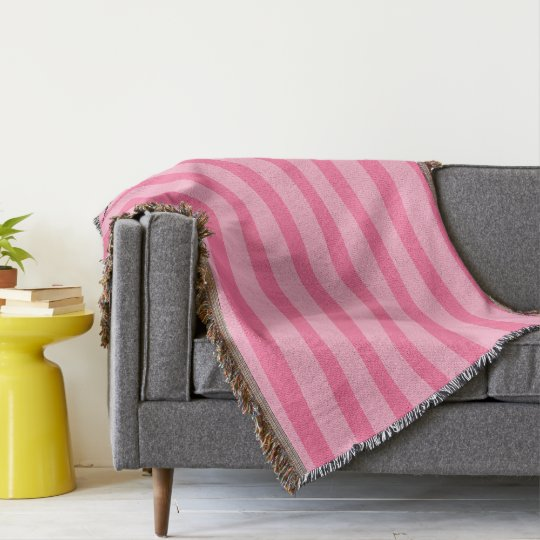 HAMbyWhiteGlove - Throw Blanket - L. Pink Pink