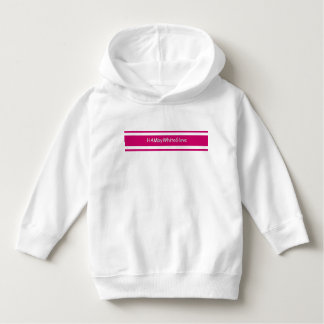 HAMbyWhiteGlove Toddler Pullover Hoodie