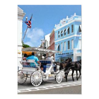 Hamilton Bermuda Carriage Ride Card