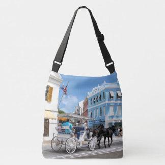 Hamilton Bermuda Carriage Ride Crossbody Bag