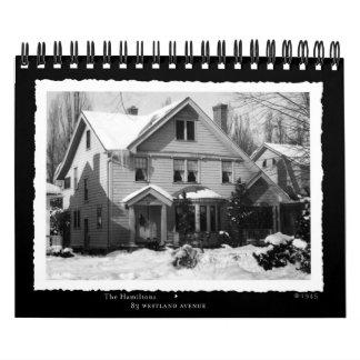 hamilton calendar