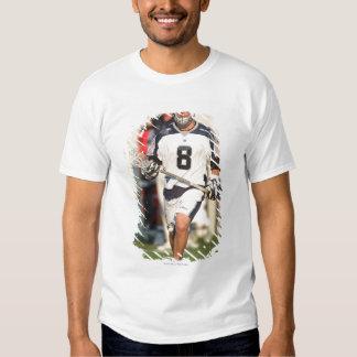 HAMILTON,CANADA - JULY 16:  Brian Carroll #8 2 Tshirt