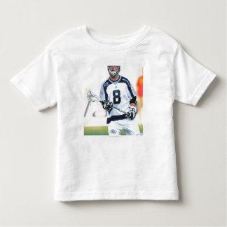 HAMILTON,CANADA - JULY 16:  Brian Carroll #8 3 Toddler T-Shirt