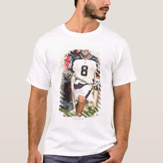 HAMILTON,CANADA - JULY 16:  Brian Carroll #8 T-Shirt