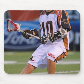 HAMILTON, CANADA - JUNE 25: Jordan McBride #10 2 Mouse Pad