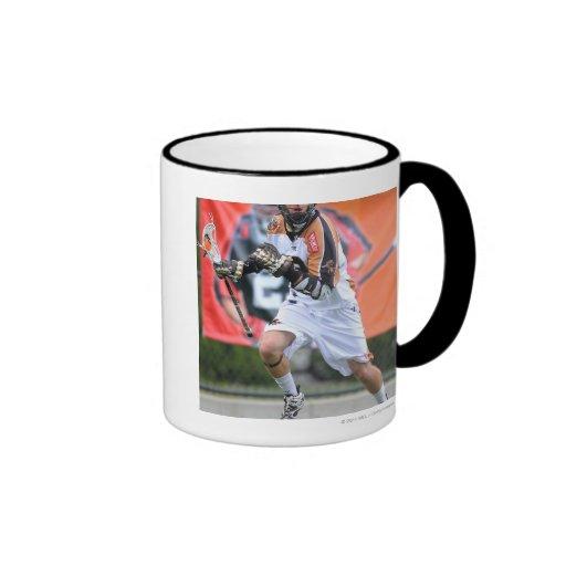 HAMILTON, CANADA - JUNE 25: Ned Crotty #2 2 Coffee Mugs