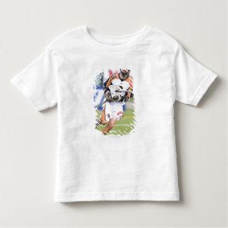 HAMILTON, CANADA - JUNE 25: Ned Crotty #2 Toddler T-Shirt