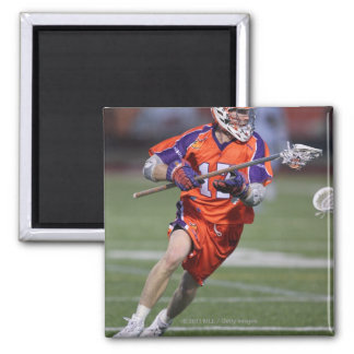 HAMILTON, CANADA - MAY 19:  Brodie Merrill #17 2 Refrigerator Magnet