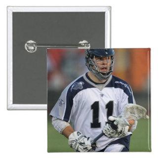 HAMILTON, CANADA - MAY 19:  Kyle Dixon #11 15 Cm Square Badge