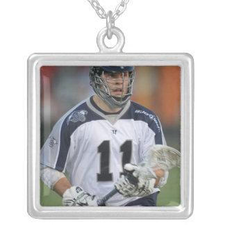 HAMILTON, CANADA - MAY 19:  Kyle Dixon #11 Square Pendant Necklace