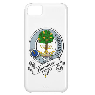 Hamilton Clan Badge iPhone 5C Case