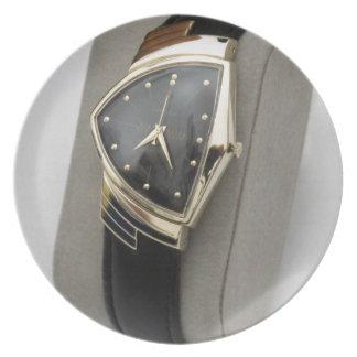 Hamilton Electric Ventura Watch c.1957 Plate