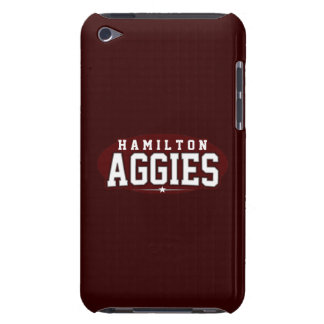 Hamilton High School Aggies Barely There iPod Cases