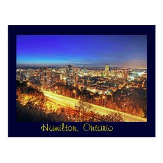 Hamilton, Ontario, Canada Postcard