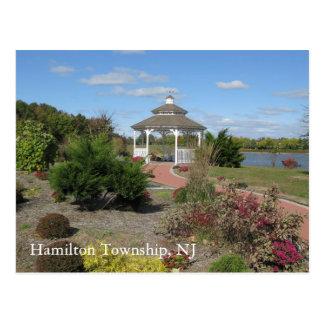 Hamilton Township, NJ Postcard