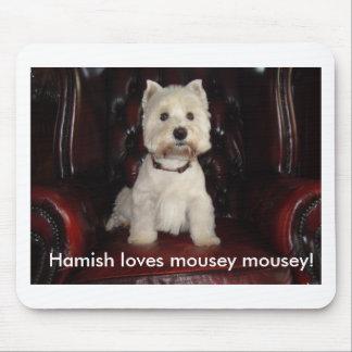 Hamish McTavish mousemat