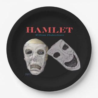 Hamlet Paper Plate