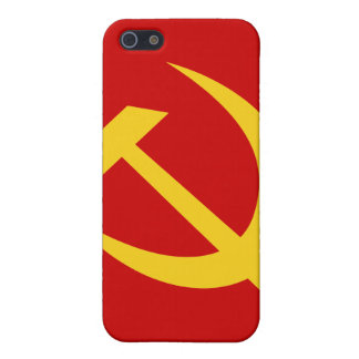 Hammer and Sickle iPhone Case Cases For iPhone 5