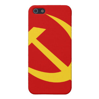 Hammer and Sickle iPhone Case iPhone 5/5S Case