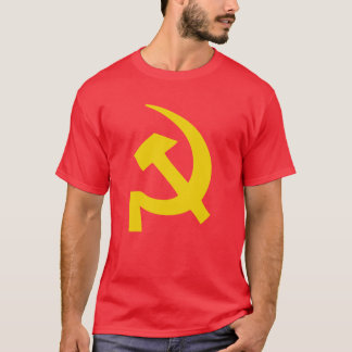 Hammer and Sickle Soviet Russian T-Shirt