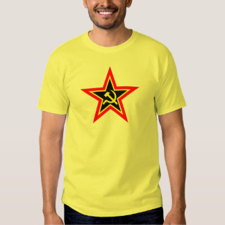 Hammer and Sickle Tshirts
