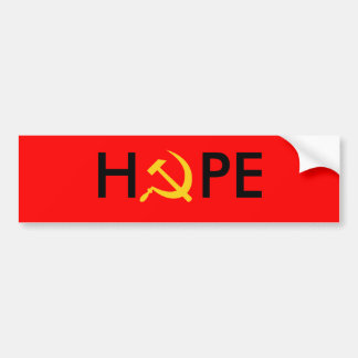 Hammer Bumper Sticker