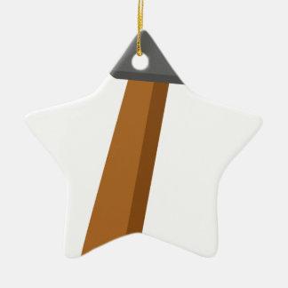 Hammer Ceramic Ornament