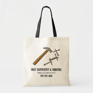 Hammer & Nails Bag