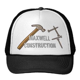 Hammer Nails Hat